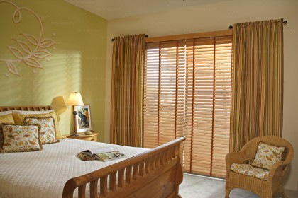 Maui Wood Blinds