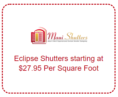 Eclipse Shutters