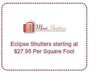 Eclipse Shutters